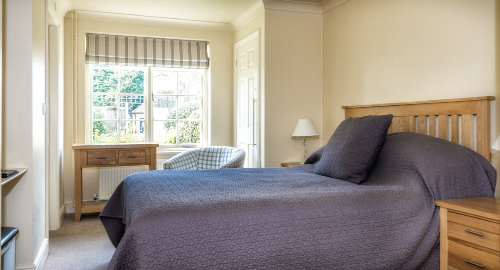 Parklands - Quendon hall guest room