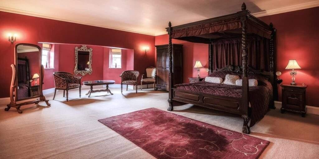 Parklands - Quendon hall bridal suite