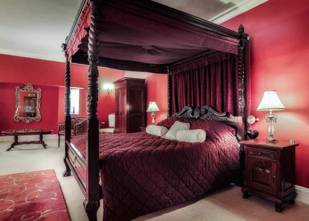 Parklands bridal suite