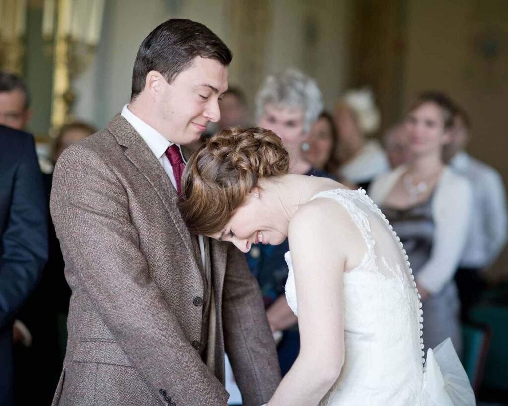 Hylands House wedding ceremony
