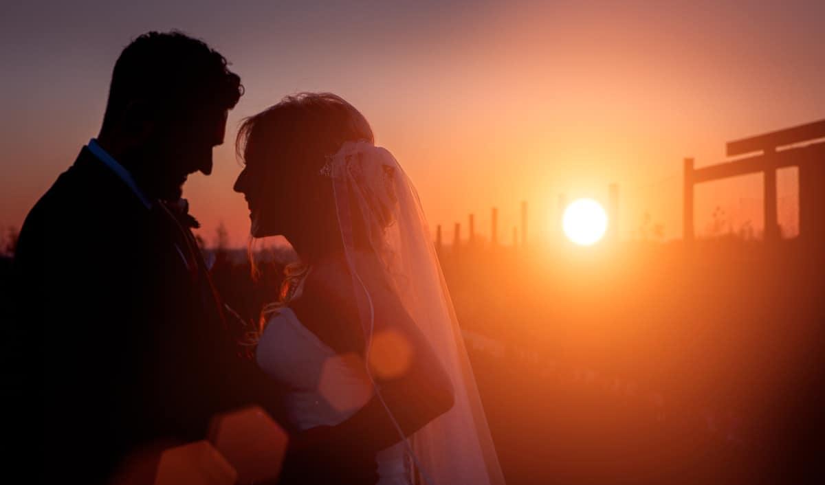 Maidens Barn wedding video