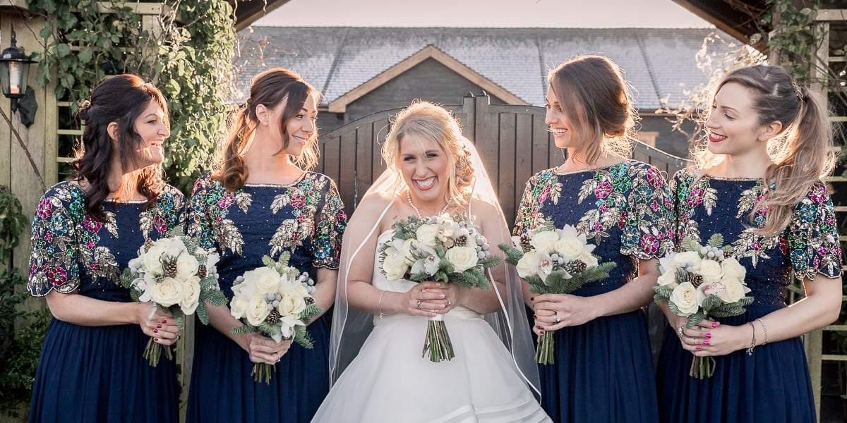 Maidens Barn wedding film - Chelmsford