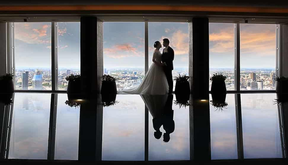 Best Shard wedding photo London 1