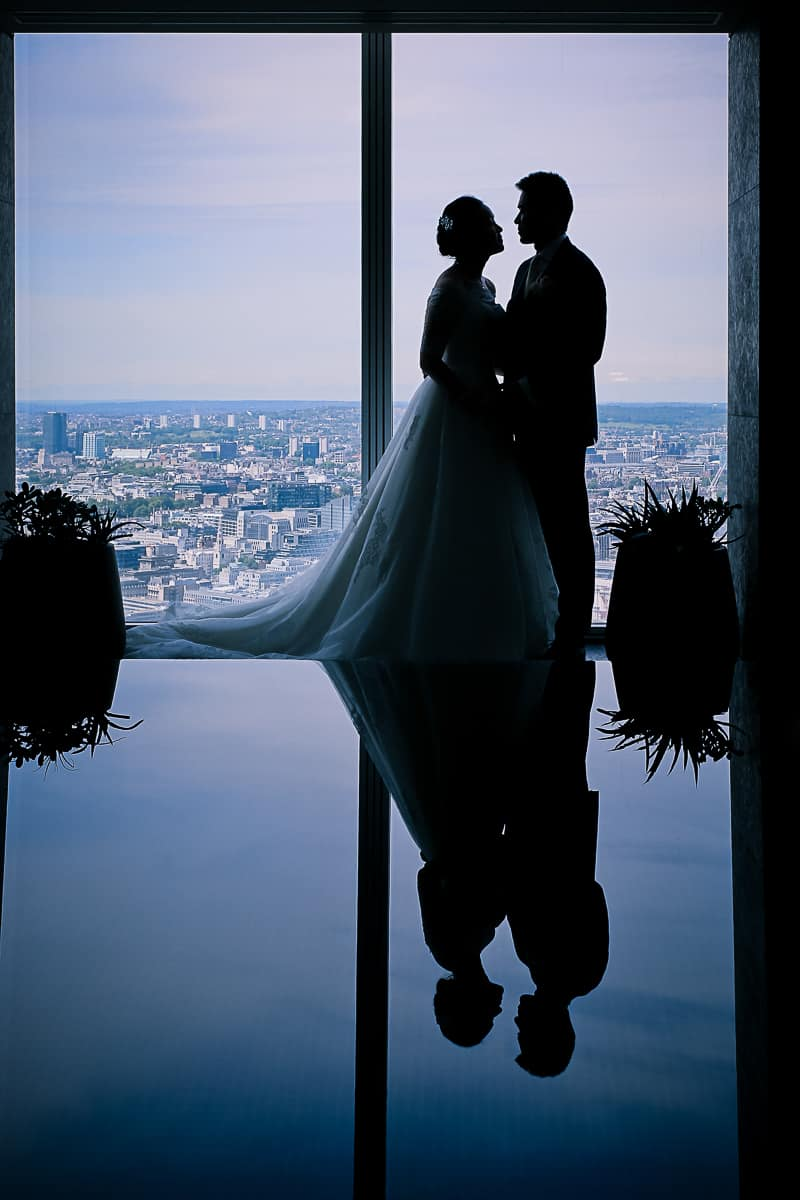 Best Shard wedding photo London